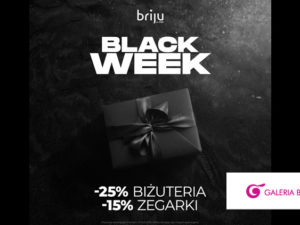 briju BLACK WEEK