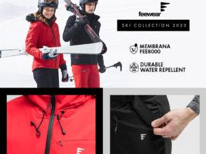 SKI Collection 2020 od 50 Style: z myślą o sportach zimowych