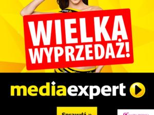 Wielka Wyprzedaż w Media Expert