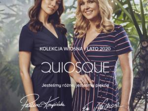 Kolekcja wiosna-lato 2020 QUIOSQUE