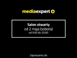 Media Expert ponowne otwarcie