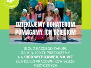BACK TO SCHOOL – 4F DZIĘKUJE BOHATEROM!