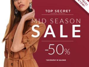 Mid Season Sale w Top Secret