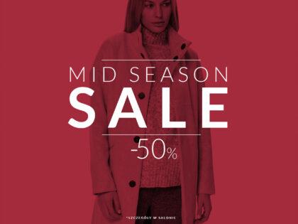 Mid season SALE z gwarancją -50% w Top Secret