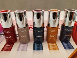Nowe kolory SIMPLE w NeoNail
