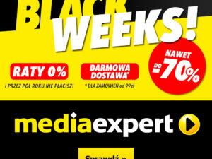 #Mega Okazje! – Black Weeks!