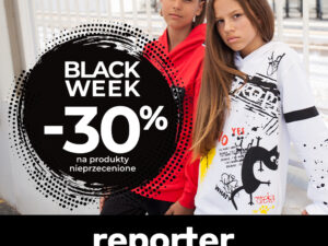 BLACK WEEK w Reporter Young!