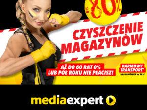 Czyszczenie magazynów w Media Expert