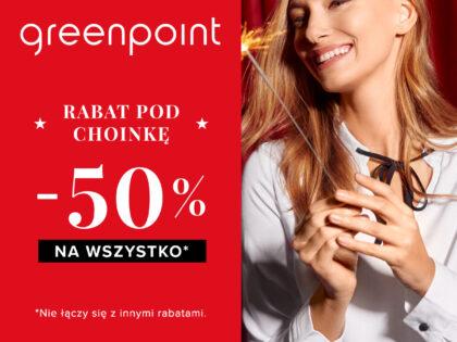 -50% na Wszystko w Greenpoint