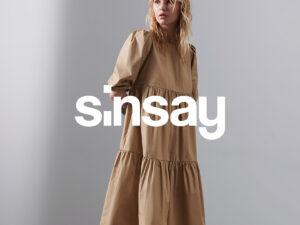 Powiew świeżości w kolekcji Sinsay Minimal