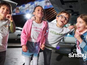 Sinsay Army Girl & Cargo Boy: militarny trend dla najmłodszych