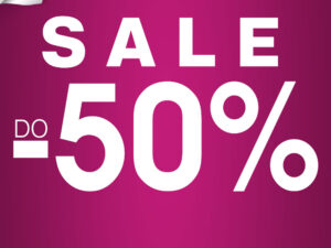 Sale do -50% w DEICHMANN