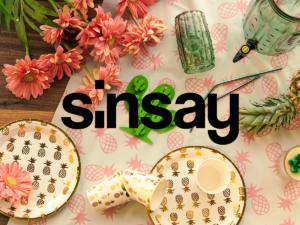 Piknikowy niezbędnik w kolekcji Sinsay Garden Party